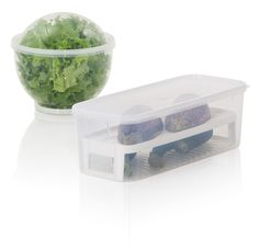 Solutions for storing your vegetables. Available at Howards Storage World