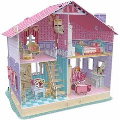Carrie's Home 3D Puzzle
