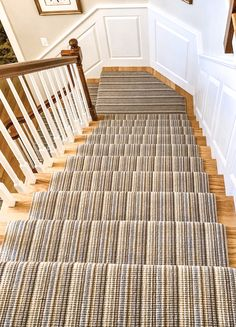 We are the carpet and rug experts in Boston. We will custom fabricate stair runners, area rugs and hall runners to fit your home perfectly. Home Carpet, Carpet Sale, Rugs On Carpet, Custom Carpet, Purple Home, New England Homes, Carpet Stairs, Area Rugs, Stair Runners