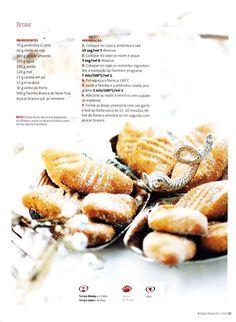Revista bimby pt0001 - dezembro 2010 I Companion, Whoopie Pies, Betty Crocker, Chocolate, Scones, Biscuits, Deserts, Brunch, Sweets