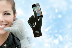 Bluetooth Speakerphone Gloves