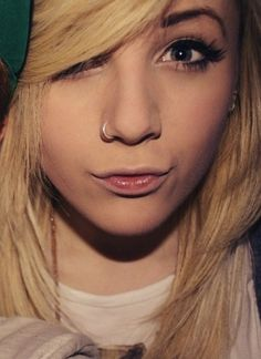 Getting this done soon. Nose piercing!