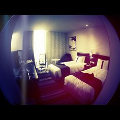 Creative photo of a Holiday Inn Express by Instagram user evelynwxtitties