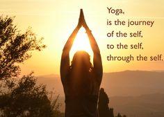 Yoga is a Journey of the Self, to the Self, through the Self!! #yoga #hathayoga #yogaschoolinindia #yttc #rishikesh #patanjaliyoga #everydayyoga #loveyoga #doyouyoga #yogitimes