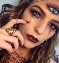 65 Awesome Fortune Teller Costume Ideas For Halloween 057
