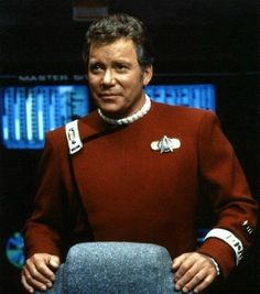 Which Star Trek Captain Are You? I got Classic James T. Kirk! (I'm more like Riker, actually, but he wasn't a choice :p )