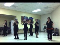 Oompa Loompa song 3 dance demo - YouTube