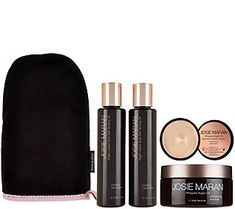 Josie Maran Tanning Oil & Illuminizing Body Butter Set Auto-Delivery