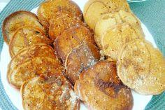 Na blogu pojawił się nowy przepis :)Puszyste placuszki z mąki owsianej z jabłkami i żurawiną :)