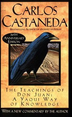 It is impossible to encapsulate what Castaneda has achieved with his first book about the teachings of the enigmatic Don Juan Matus, a Yaqui Indian sorcerer who shared his ancient knowledge with Castaneda. But Castaneda's journal accounts flow effortlessly, the current carrying us through his conversations with Don Juan and opening doors to an astounding realm outside the bounds of everyday life