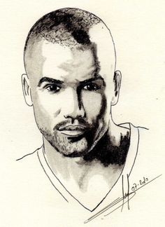 Shemar Moore by Toon24
