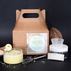 Soin peaux sèches - 1 Joli'Recette - 15 € par joliessence.com