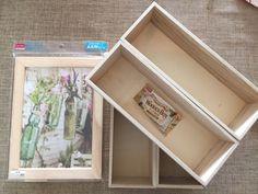 100均の材料を使ってTOOL BOXをDIYしました。 家族がついつい散らかしてしまう、筆記用具やハサミ、爪切りや耳かきなどなど…4つの木箱で 出来ているので仕分けもきちんと出来そうです。