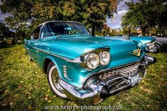 Cadillac Fleetwood de 1955 © Photography by Henry Schneider