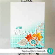 TO THE FULL: Reverse Confetti New Release Blog Hop