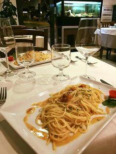 Spaghetti ai ricci