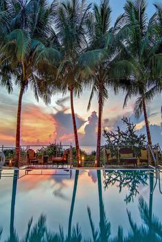 Soak up some sun at this beach front hotel in Miami Beach.