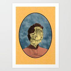 Mother of 4 Art Print