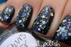 More Nail Polish: Lynnderella - The Stars in Her Eyes