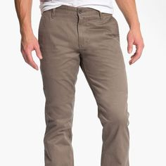 Alpha Khaki Chinos Uncover more at https://www.styleseek.com/products/bottoms/alpha-khaki-chinos-3
