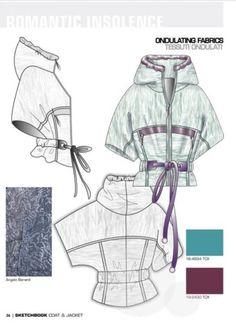 sketchbook coat jacket - Google zoeken