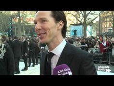 "▶ Benedict Cumberbatch reacts to sexiest man alive title: ""I wish this happened when I was 17!"" - YouTube"