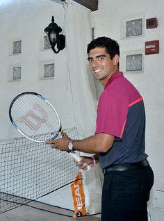 Rancho Mirage Tennis Pro Alberto Fernandez