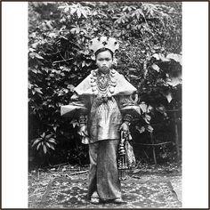 Minangkabau girl