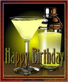 Happy birthday wine wishes toast 62 Ideas 2020 Happy Birthday Drinks, Happy Birthday 22, Birthday Wishes For Friend, Happy Birthday Pictures, Birthday Blessings, Happy Birthday Messages, Happy Birthday Greetings, Birthday Martini, Birthday Cocktail