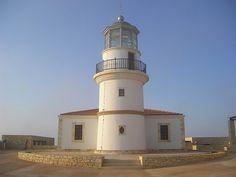 Lighthouse of Gavdos, Chania, Crete Island, Greece-Κρήτη - Χανιά - Κοινότητα Γαύδου Ο Φάρος