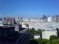 Rio de Janeiro - Brasil - Pão de Açucar ao fundo