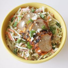 Coleslaw? Try This 313-Calorie Lunch Slaw Instead: I love coleslaw ...