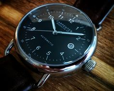 Carpenter Watches - the dream is still alive (a preview review)