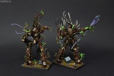 Image result for warhammer sylvaneth and wood elves army?