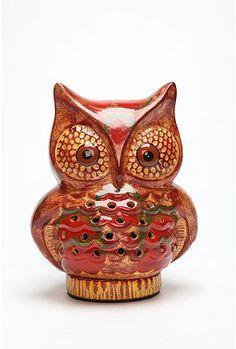 This owl lantern will light up any room!