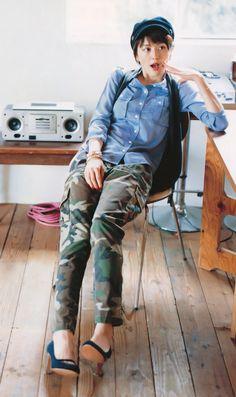 licoricewall: 長澤まさみ (Masami Nagasawa): JILLE - Oct 2010