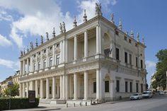 Palazzo Thiene Bonin Longare, Vicenza -- Andrea Palladio