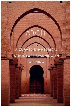 Architecture Design Vocabulary interior #design #definitions #architecture #vocabulary