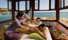 Spa on the Rocks, Ayana Resorts & Spa BALI