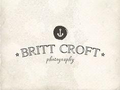 Anchor Logo Design: Britt Croft