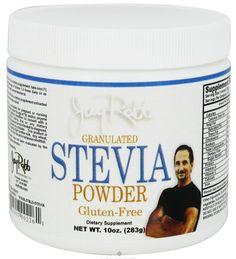 Jay Robb Stevia Powder — 10 oz