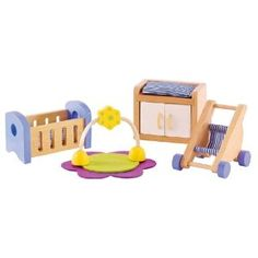 Baby's Room by Hape | Play Kids, www.playkidsstore.com