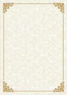 Antique Vintage Papel Com Background Frame Border Design, Page Borders Design, Photo Frame Design, Boarder Designs, Old Paper Background, Flower Background Wallpaper, Creative Background, Flower Backgrounds, Wedding Background Images