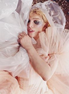 LaChapelle Studio - Portraits - Courtney Love