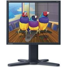 ViewSonic VP930b-3 19-inch LCD Monitor. 1280 x 1024. The VP930b enhances productivity with its ultra-slim bezel design enabling ergonomic adjustments, multiple-display setups, and digital multiplatform connectivity making it ideal for graphic production, medical and financial professionals. ViewSonic VP930B ThinEdge. Provides a bright and clear picture. 19 in. Tft. Anti-glare panel surface. The VP930b 19 LCD display is the big contender of thin-bezel LCDs.