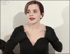 What the Fuck Is This Emma Watson Gif and Why Is It Ruining My Life?