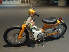 ホンダ スーパーカブ50の車両情報を見る - AToRiKA 521 GARAGE SERVICE | 新車・中古バイク検索サイト モトサーチ