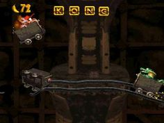 Donkey Kong Country Remember how hard it was the first few times.