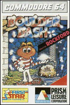 Boulder Dash - Commodore C64