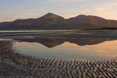 Late Summer Evening Mournes by bazmcq, via Flickr